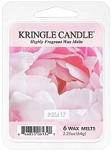 Düfte, Parfümerie und Kosmetik Tart-Duftwachs Peony - Kringle Candle Peony Mini Wax Melts