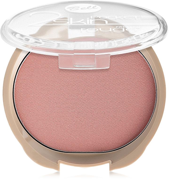 Kompaktrouge - Bell 2 Skin Pocket Rouge