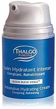 Düfte, Parfümerie und Kosmetik Intensiv feuchtigkeitsspendende und erfrischende Gesichtscreme für Männer - Thalgo Intense Hydratant Cream