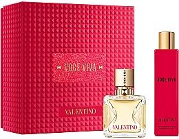 Düfte, Parfümerie und Kosmetik Valentino Voce Viva - Duftset (Eau de Parfum 50ml + Körperlotion 100ml)