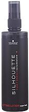 Düfte, Parfümerie und Kosmetik Haarfixierungslotion Starker Halt - Schwarzkopf Professional Silhouette Setting Lotion