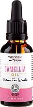 Düfte, Parfümerie und Kosmetik Kaltgepresstes Kamelienöl - Wooden Spoon Camellia Oil