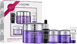 Düfte, Parfümerie und Kosmetik Gesichtspflegeset - Lancome Renergie Multi-Lift Ultra (Gesichtscreme 50ml + Tagescreme 15ml + Nachtcreme 15ml + Augencreme 5ml + Serum 10ml)