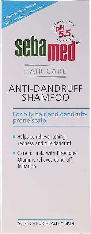 Anti-Schuppen Shampoo - Sebamed Anti Dandruff Shampoo