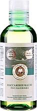 Düfte, Parfümerie und Kosmetik Entspannendes Massageöl - Rezepte der Oma Agafja