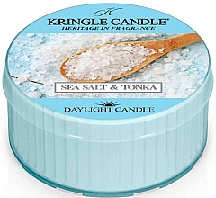Düfte, Parfümerie und Kosmetik Duftkerze Sea Salt & Tonka - Kringle Candle Sea Salt & Tonka
