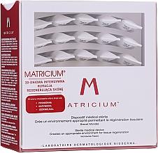 Düfte, Parfümerie und Kosmetik Regenerierendes Hautserum - Bioderma Matricium 30 Sterile 1ml Single Doses Skin Tissue Regeneration Serum