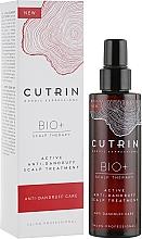 Düfte, Parfümerie und Kosmetik Aktiv pflegende Anti-Schuppen Kopfhautbehandlung - Cutrin Bio+ Active Anti-dandruff Scalp Treatment