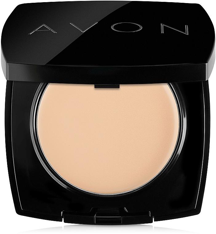 Cremiger Kompaktpuder - Avon True Cream-Powder Compact