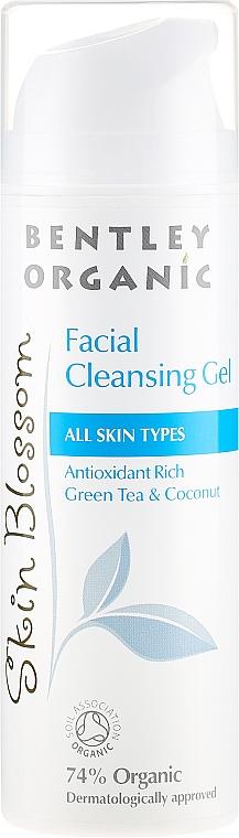 Gesichtsreinigungsgel - Bentley Organic Skin Blossom Hydravitality Conditioner