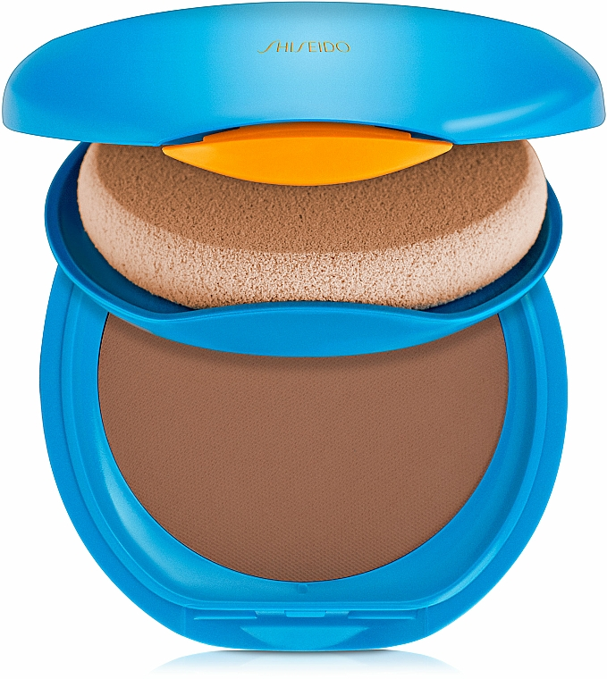 Puder-Foundation mit LSF 30 - Shiseido Sun Protection Compact Foundation