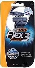 Düfte, Parfümerie und Kosmetik Einwegrasierer 3 St. - Bic Flex