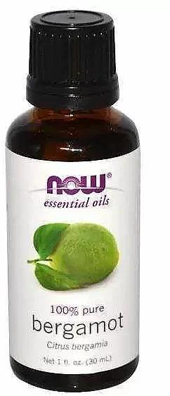 100% Reines ätherisches Öl Bergamotte - Now Foods Essential Oils 100% Pure Bergamot