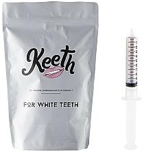 Düfte, Parfümerie und Kosmetik Zahnaufhellungs-Ersatzpatronen-Set Blaubeere - Keeth Blueberry Refill Pack