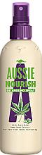 Düfte, Parfümerie und Kosmetik Pflegendes Entwirrungsspray für das Haar mit Hanfsamenextrakt - Aussie Nourish Detangling Spray