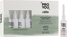 Düfte, Parfümerie und Kosmetik Ampullen gegen Haarausfall 12 St. - Revlon Professional Pro You The Winner Anti-Hair Loss Treatment