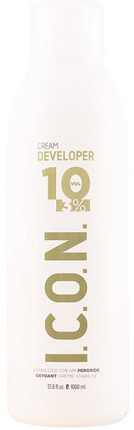 Entwicklerlotion 10 Vol (3%) - I.C.O.N. Ecotech Color Cream Activator 10 Vol (3%) — Bild N1