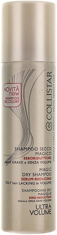 Trockenshampoo für fettiges Haar - Collistar Speciale Capelli Perfetti Magic Sebum-Reducing Oily Hair Lacking In Volume