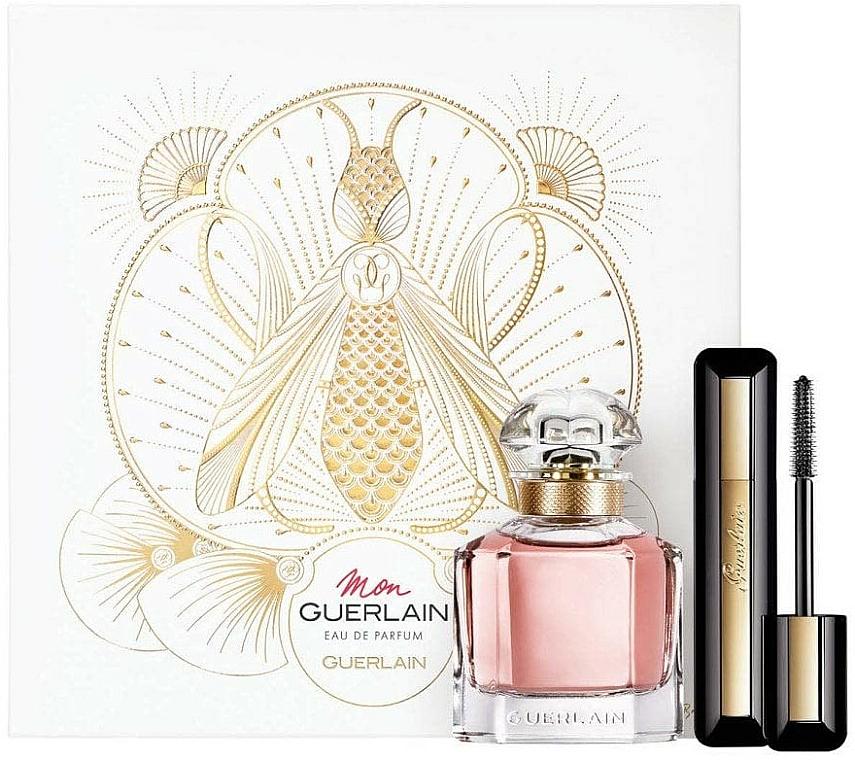 Guerlain Mon Guerlain - Duftset (Eau de Parfum 50ml + Wimperntusche 8,5ml)