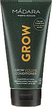 Düfte, Parfümerie und Kosmetik Haarspülung für mehr Volumen - Madara Cosmetics Grow Volume Conditioner