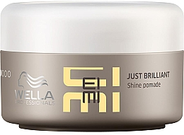 Düfte, Parfümerie und Kosmetik Haarglanz-Pomade - Wella Professionals EIMI Just Brilliant Shine Pomade