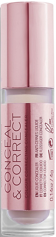 Gesichts-Concealer - Makeup Revolution Conceal And Correct