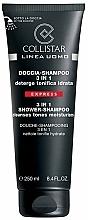 Düfte, Parfümerie und Kosmetik 3 in 1 Duschgel und Shampoo für Männer - Collistar Linea Uomo Doccia-shampoo 3 in 1