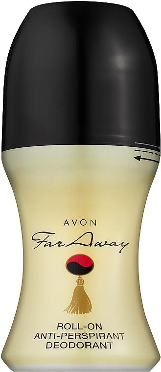 Avon Far Away - Deo Roll-on Antitranspirant