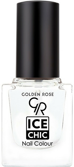 Nagellack - Golden Rose Ice Chic Nail Colour