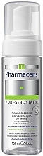 Düfte, Parfümerie und Kosmetik Tiefenreinigender und ausgleichender Gesichtsreinigungsschaum für die T-Zone - Pharmaceris T Puri-Sebostatic Deeply Cleansing Foam