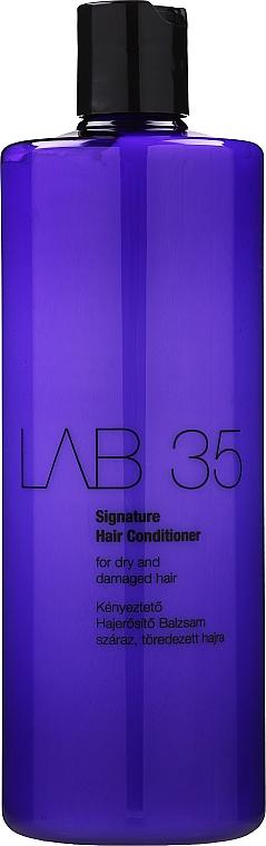 Haarspülung für trockenes und strapaziertes Haar - Kallos Cosmetics Signature Conditioner (ohne Pumpenspender)