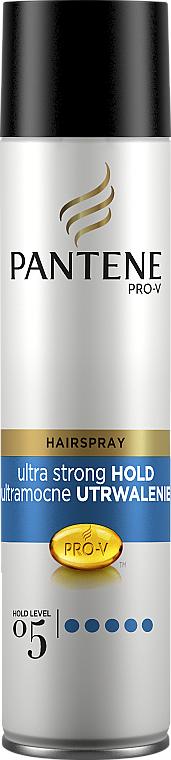 Haarspray Ultra starker Halt - Pantene Pro-V Ultra Strong Hold Hair Spray