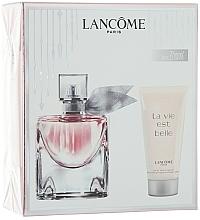 Lancome La Vie Est Belle - Duftset (Eau de Parfum/50ml + Körperlotion/50ml) — Bild N2