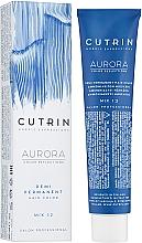 Düfte, Parfümerie und Kosmetik Ammoniakfreie Haarfärbe - Cutrin Aurora Demi Color
