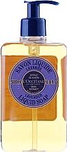 Düfte, Parfümerie und Kosmetik Flüssigseife mit Lavendelöl und Shea-Extrakt - L'Occitane Lavande Liquid Soap
