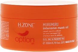 Düfte, Parfümerie und Kosmetik Haarmaske - H.Zone Murumuru Intensive Mask Oil