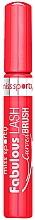 Düfte, Parfümerie und Kosmetik Mascara für geschwungene Wimpern - Miss Sporty Fabulous Lash Curved Brush