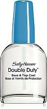 Düfte, Parfümerie und Kosmetik 2in1 Nagellack - Sally Hansen Double Duty