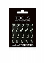 Düfte, Parfümerie und Kosmetik Dekorative Nagelsticker - Gabriella Salvete Tools Nail Art Stickers 06