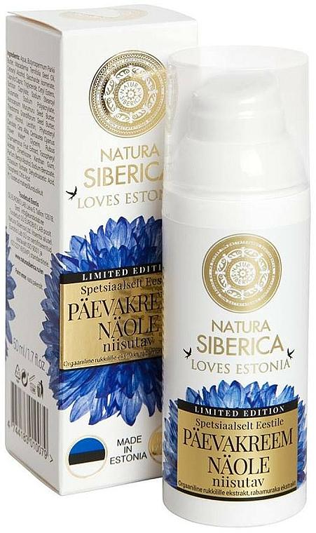 Feuchtigkeitsspendende Tagescreme mit Vitamin E - Natura Siberica Loves Estonia Moisturizing Face Cream