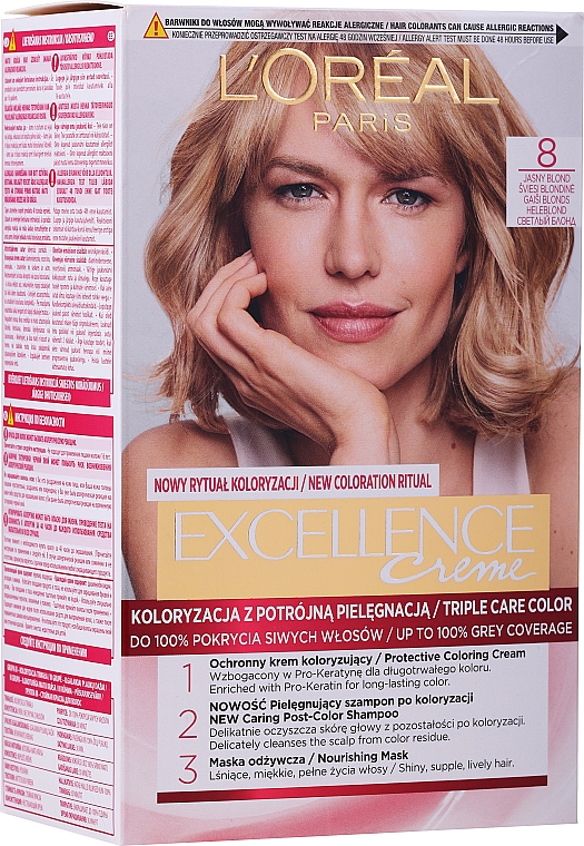 Haarfarbe - L'Oreal Paris Excellence