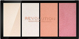Düfte, Parfümerie und Kosmetik Highlighter-Palette - Makeup Revolution Re-Loaded