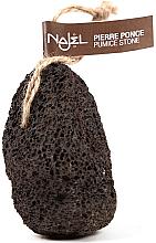 Düfte, Parfümerie und Kosmetik Natürlicher Bimsstein - Najel Volcanic Pumice Foot Stone