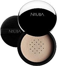 Düfte, Parfümerie und Kosmetik Fixierender und mattierender Gesichtspuder - NoUBA Nuvola
