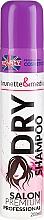Düfte, Parfümerie und Kosmetik Trockenshampoo für dunkles Haar - Ronney Dry Shampoo Brunette & Medium