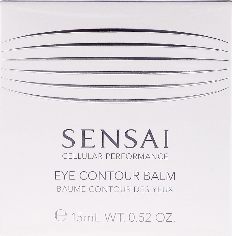 Augenkonturgel - Kanebo Sensai Cellular Performance Eye Contour Balm