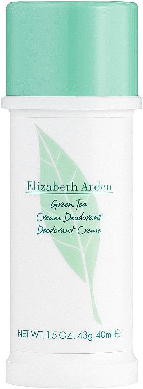 Elizabeth Arden Green Tea - Deo-Creme