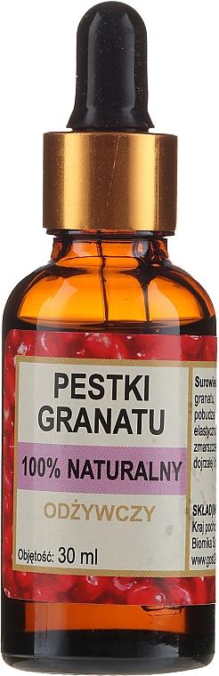 100% Natürliches Granatapfelöl - Biomika Oil Syberian Granat