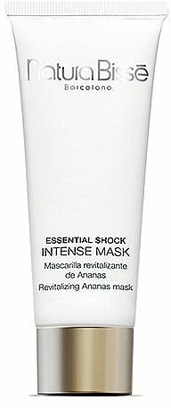 Intensiv regenerierende Gesichtsmaske mit Ananas - Natura Bisse Essential Shock Intense Mask
