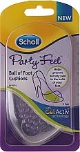 Düfte, Parfümerie und Kosmetik Geleinlagen gegen Rutschen und Druckschmerz - Scholl Party Feet Ultra Slim Invisible Gel Cushions